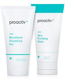 Blackhead Dissolving Gel + Skin Purifying Mask
