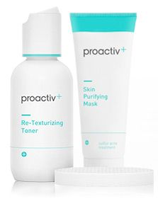 Re-Texturizing Toner & Skin Purifying Mask