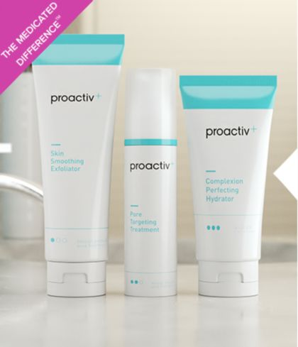 Proactiv+ Acne Treatment System